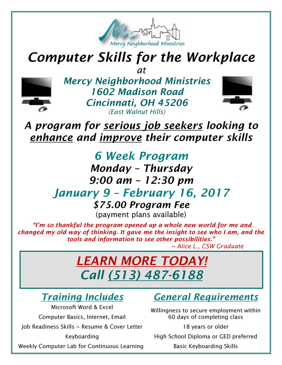Discussion on this topic: How to Improve Your Computer Skills to , how-to-improve-your-computer-skills-to/