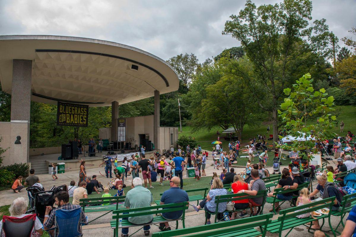 2017 Bluegrass for Babies Benefit Concert - We Are Walnut Hills!