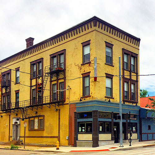 The Brew House is a family-owned restaurant and bar that's been in Walnut Hills, Cincinnati for over 40 years.