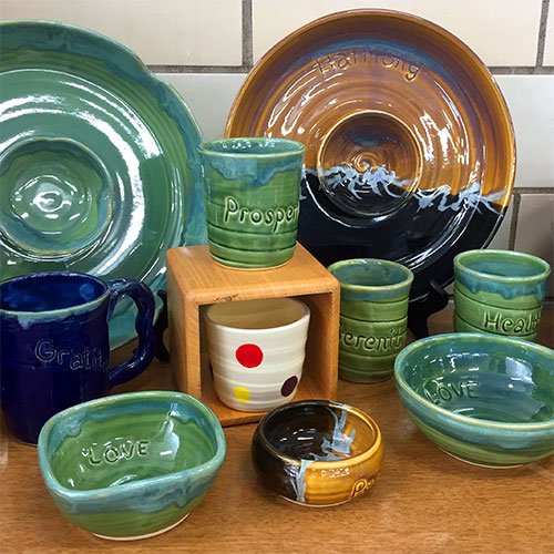 Located at 2533 Gilbert Ave. in Walnut Hills, Cincinnati, Core Clay is a communal pottery studio offering classes, supplies and an in-house art and craft retail gallery.