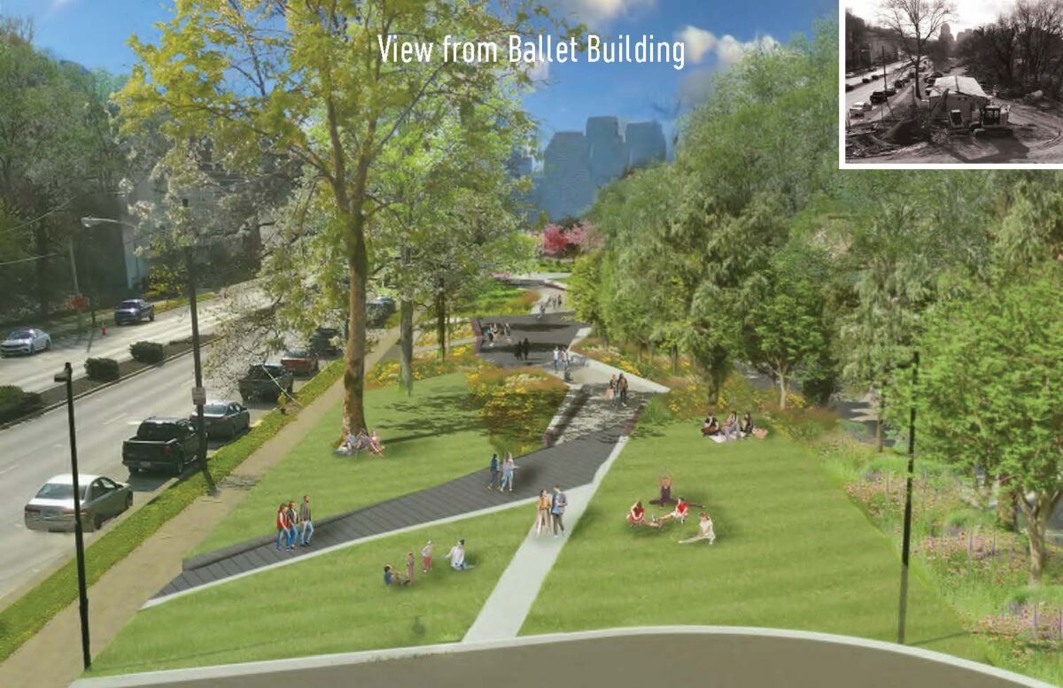 Johnston Park rendering
